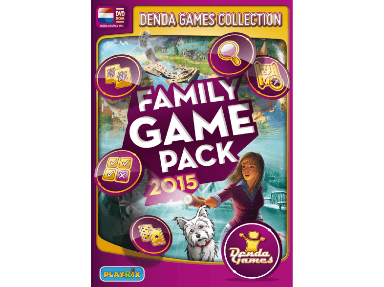 Family Game Pack 2015