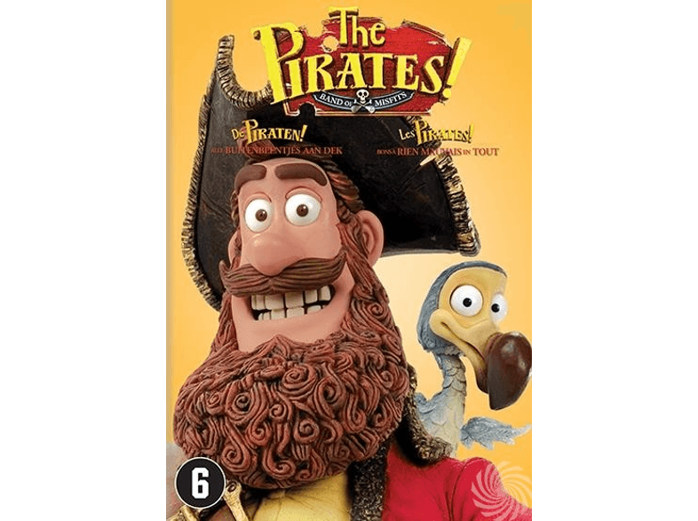 The Pirates! - Band Of Misfits