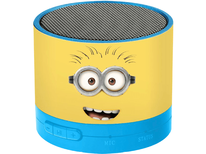 BT010 Despicable Me Bluetooth Speaker