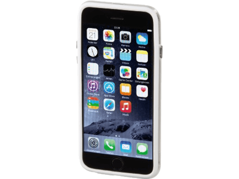Edge Protector iPhone 6 Wit (incl. screenprotector)