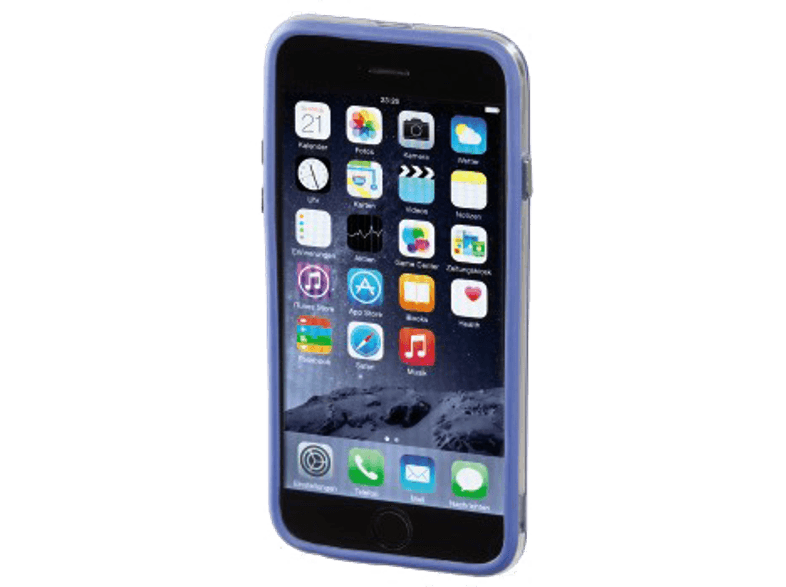 Edge Protector iPhone 6 Blauw (incl. screenprotector)