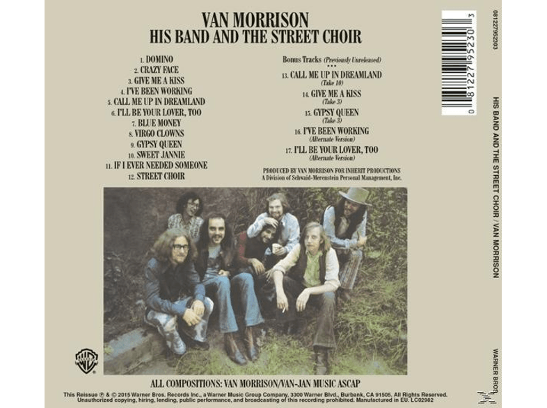 His Band And The Streer Choir (Expanded Edition)