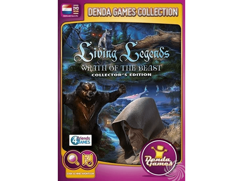 Living Legends - Wrath Of The Beast (Collector's Edition)