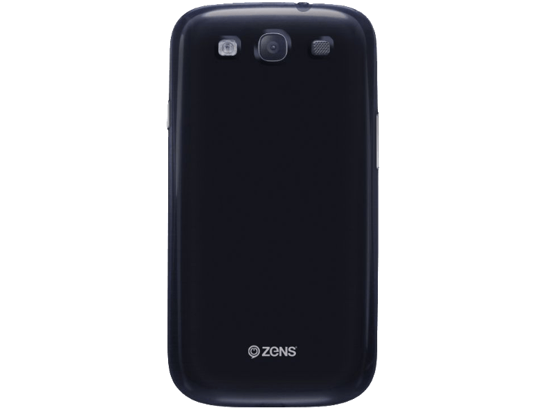 Wireless Charging Cover Galaxy S3 Blauw