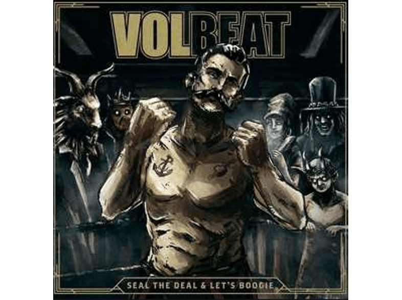 UNIVERSAL MUSIC Volbeat - Seal The Deal & Let's Boogie
