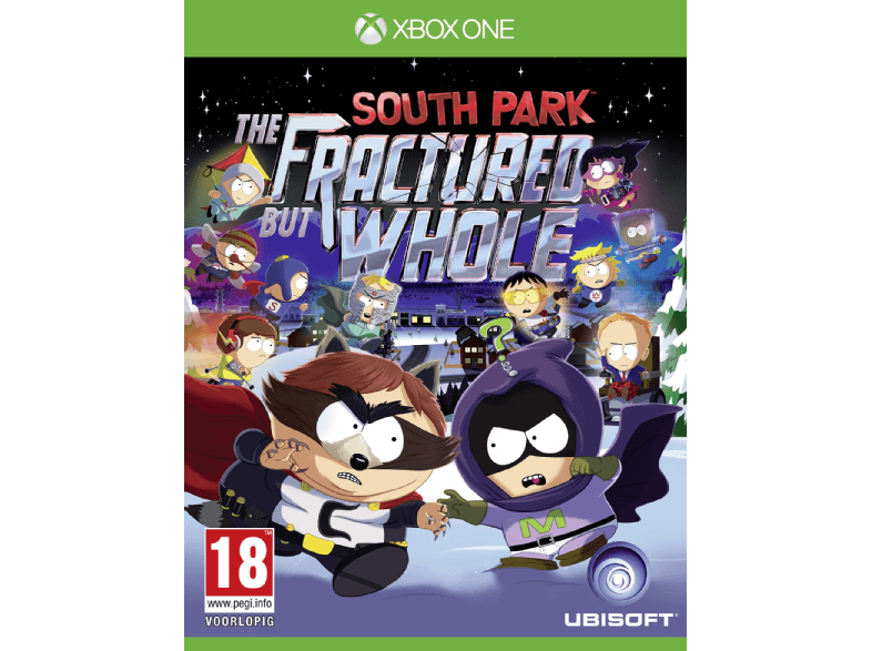 UBISOFT UBISOFT South Park: The Fractured But Whole Collector's Edition NL Xbox One