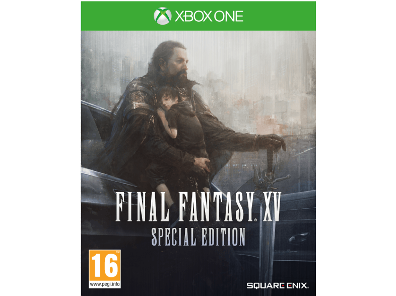 BIGBEN GAMES Final Fantasy XV Steelbook FR/NL Xbox One