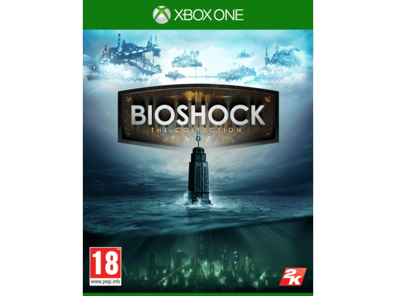 DIES SW Bioshock The Collection Xbox One