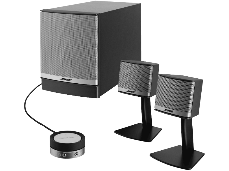 Companion 3 2.1 Speakersysteem aanbieding