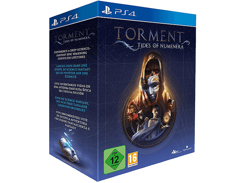 KOCH MEDIA SW Torment: Tides of Numenéra Limited Collector's Edition PS4