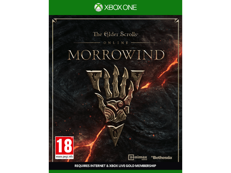 BETHESDA The Elder Scrolls Online: Morrowind Xbox One