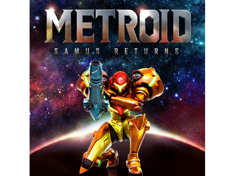 NINTENDO GAMES Metroid Samus Returns NL 3DS