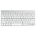 APPLE Wireless Keyboard - Deutsch MC184D/B Tastaturen