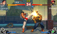 Street Fighter 4 (Nintendo 3DS)