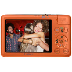 IXUS 130 ORANGE BCK