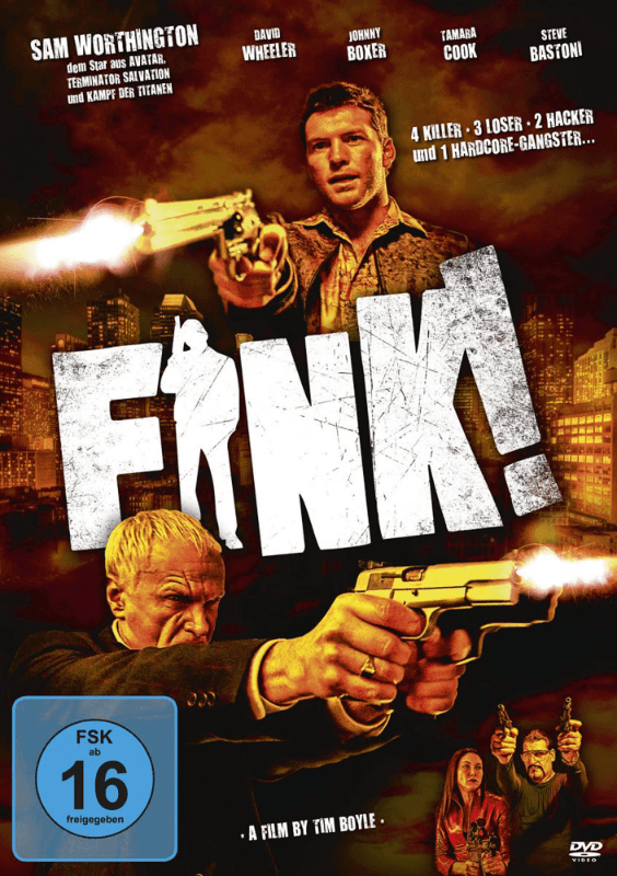 Fink! - Pros and Ex-Cons (DVD)