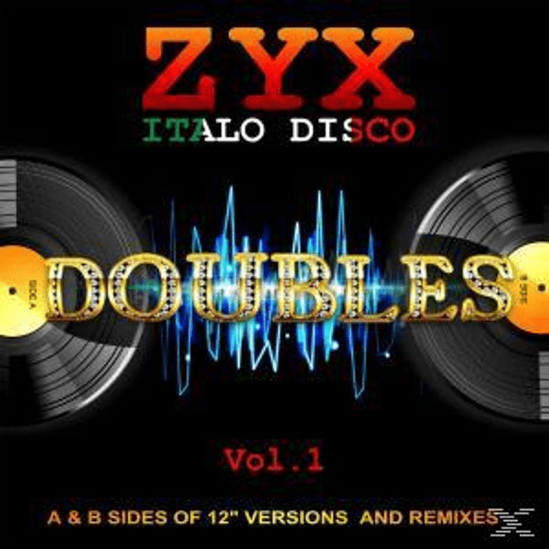 Various - Zyx Italo Disco 12 Inch A&B-Sides (CD)