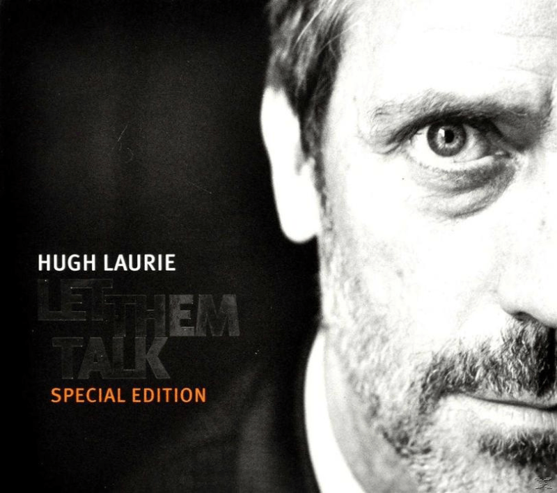 Hugh Laurie - Let Them Talk (Special Edition) (CD + DVD Video)