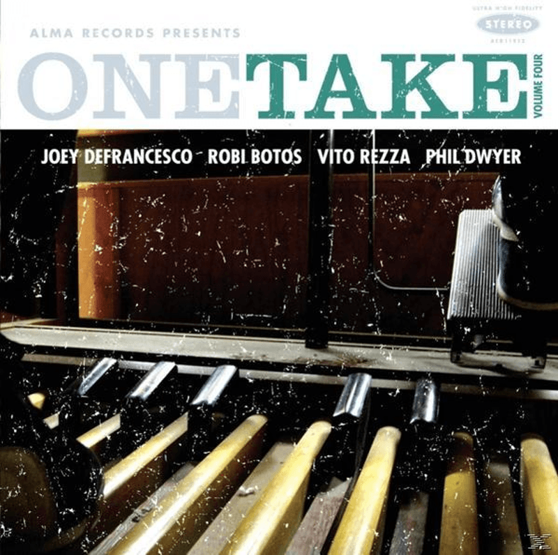 Defrancesco,Joey/Botos,Robi/Dwyer,Phil/Re - One Take: Volume Four (CD) jetztbilligerkaufen