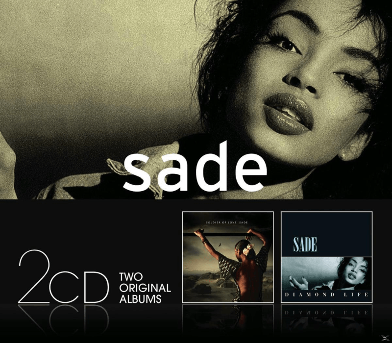 Sade, Various - SOLDIER OF LOVE/DIAMOND LIFE (CD)