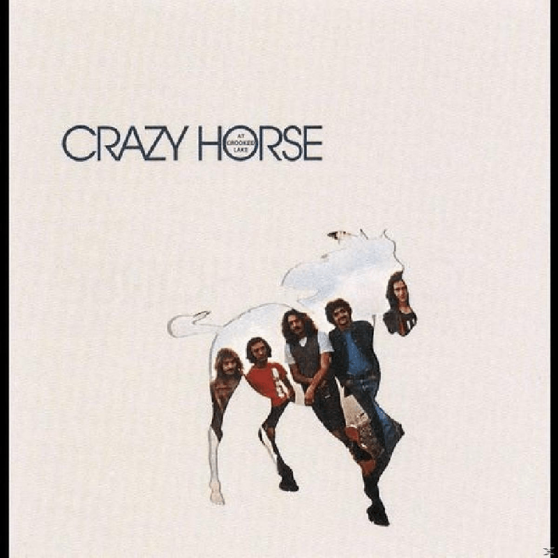 Crazy Horse - AT CROOKED LAKE (CD)