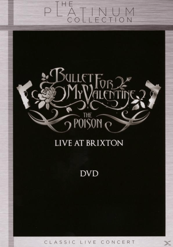 Bullet For My Valentine - The Poison: Live At Brixton (DVD)
