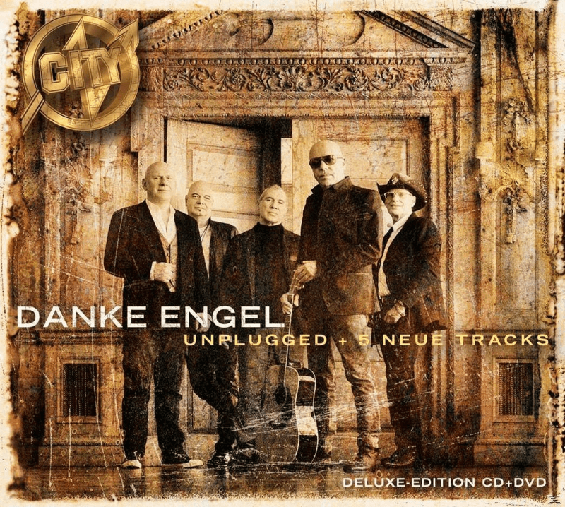 City - Danke Engel (CD + DVD Audio)