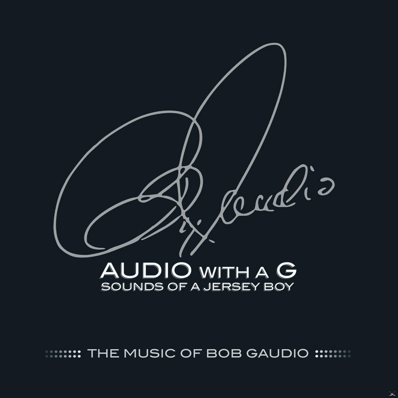 Various - Audio With A G: Sounds Of Jersey Boy The Music Bob Gaudio (CD)