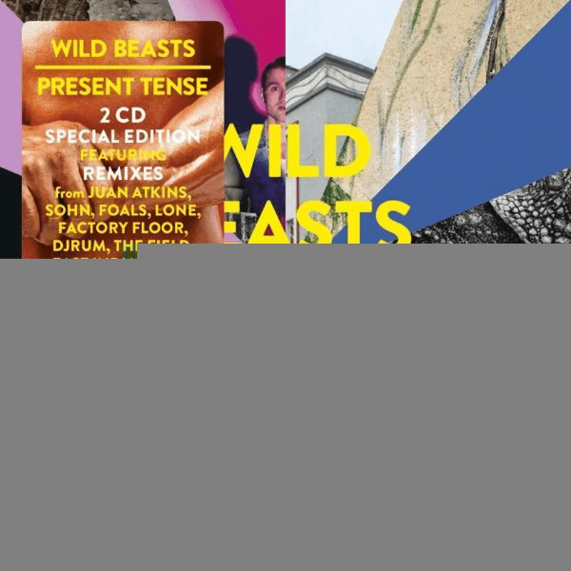 Wild Beasts Present Tense-Special Edition Independent CD