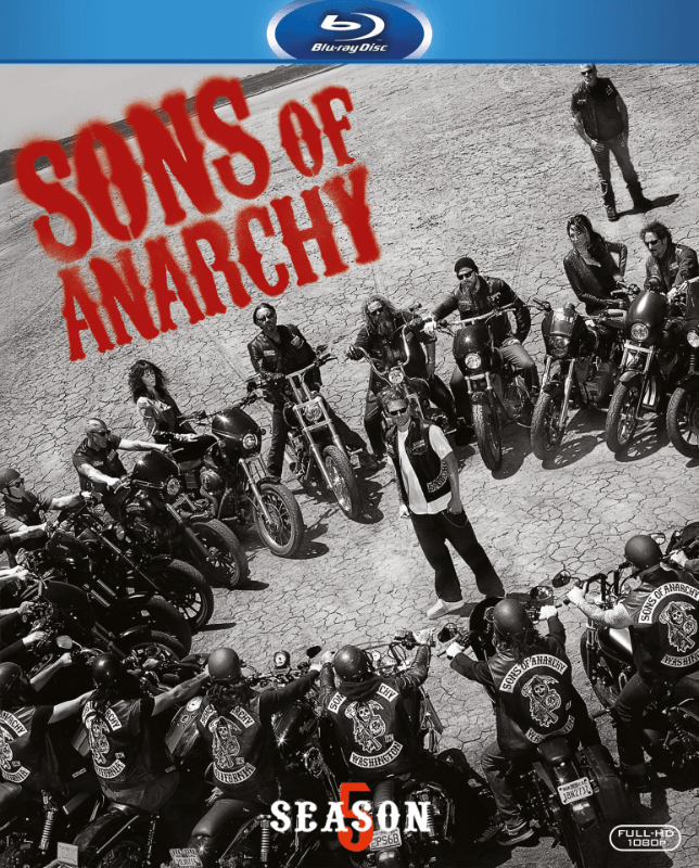 Sons of Anarchy - Season 5 (Blu-ray)