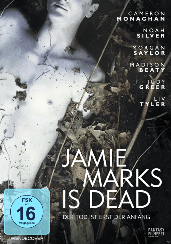 Jamie Marks Is Dead - (DVD)
