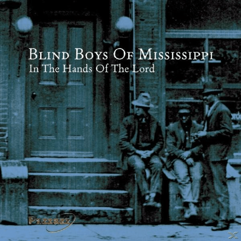 Blind Boys Of Mississippi - In The Hands Lord (CD)