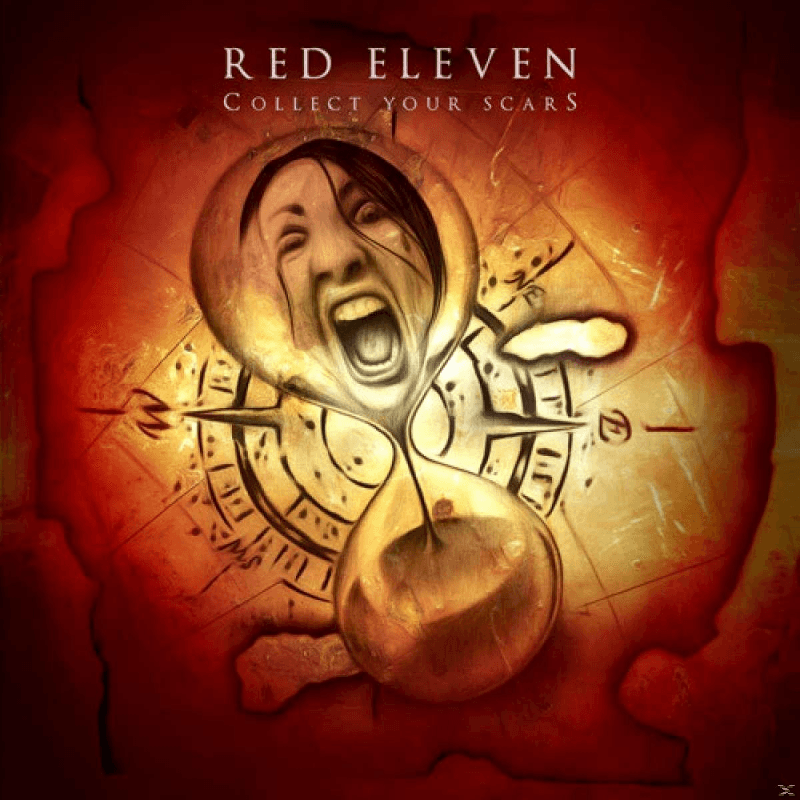 Red Eleven - Collect Your Scars (CD)
