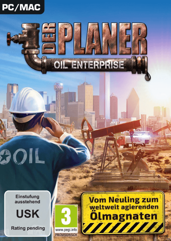 Der Planer - Oil Enterprise PC