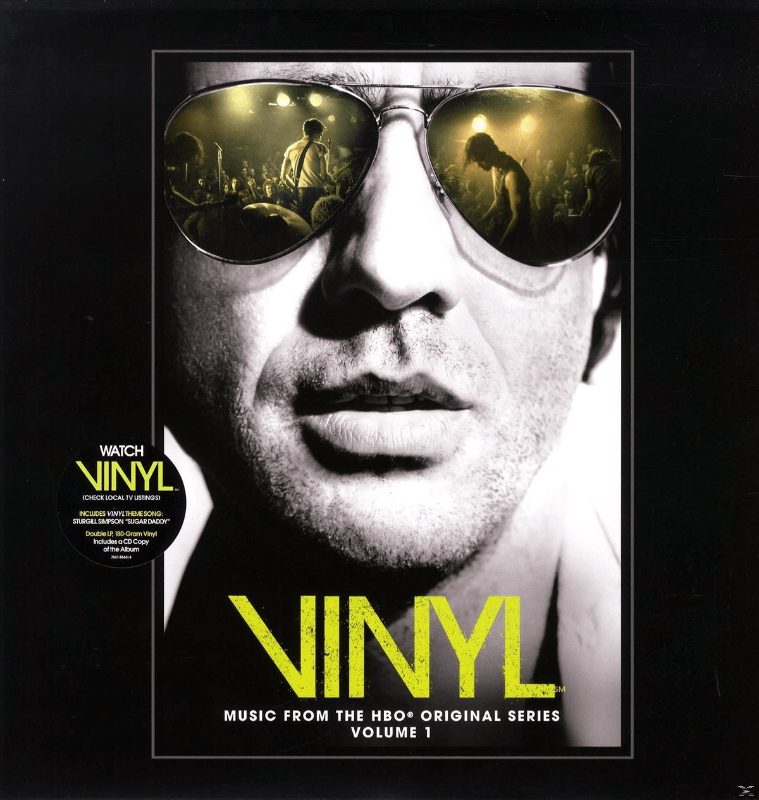 VARIOUS - Vinyl:Music From The Hbo Original Series Vol.1 (Vinyl)