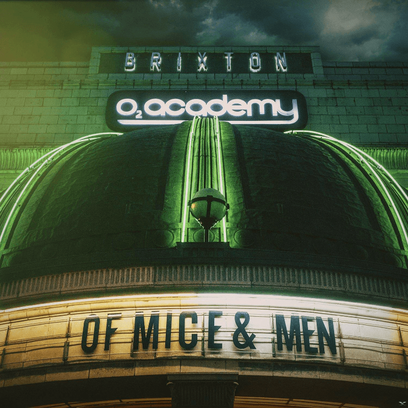 Of Mice And Men - Live At Brixton ()