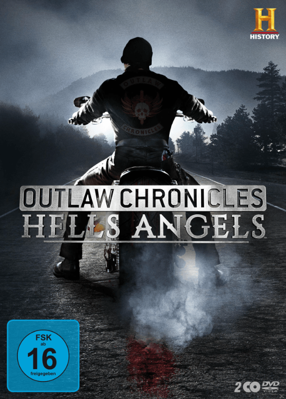 Outlaw Chronicles: Hells Angels - (DVD)