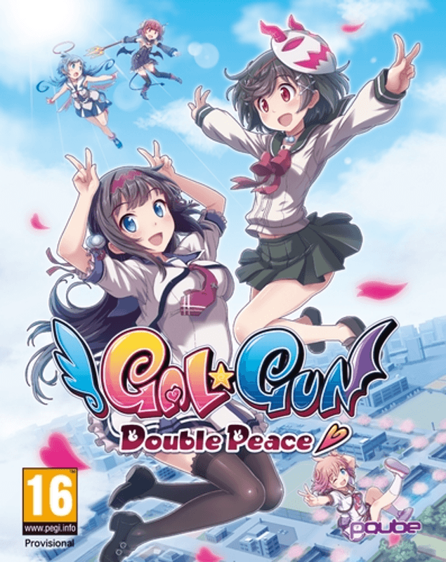 Gal Gun: Double Peace - PS Vita
