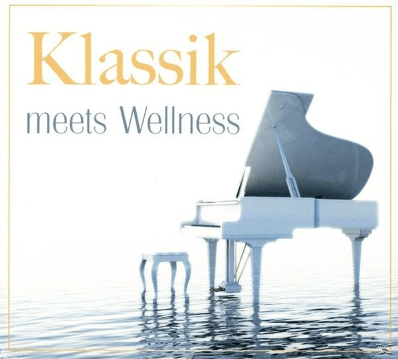 VARIOUS - Klassik meets Wellness Nr.1 (CD)