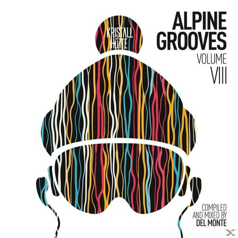 VARIOUS - Alpine Grooves Vol.8 (Kristallhütte) (CD)