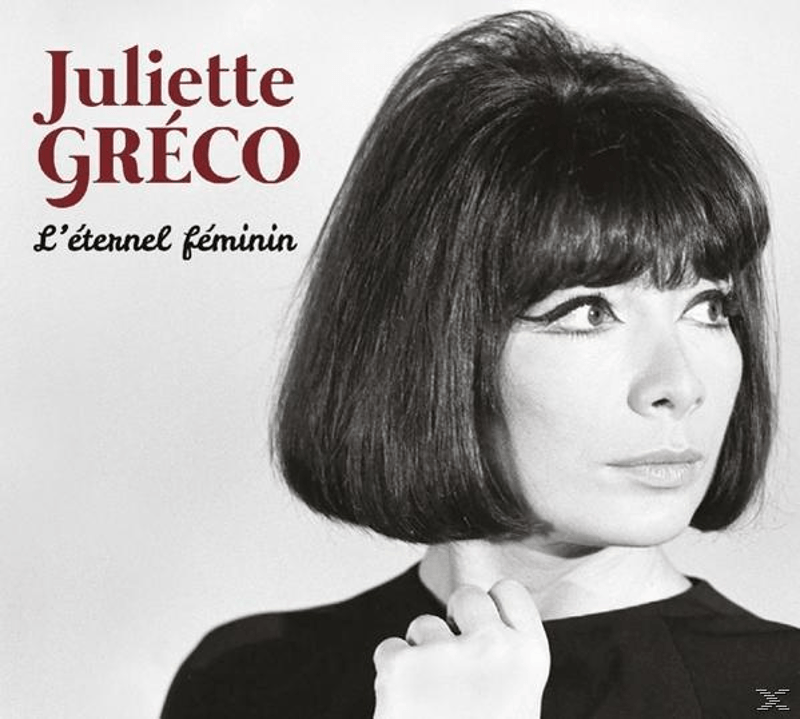 Greco Juliette - L´Eternel Feminin (CD)