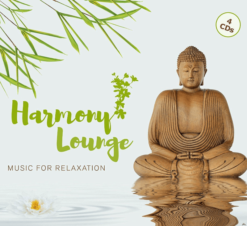 VARIOUS - Harmony Lounge: Music For Relaxation (CD)