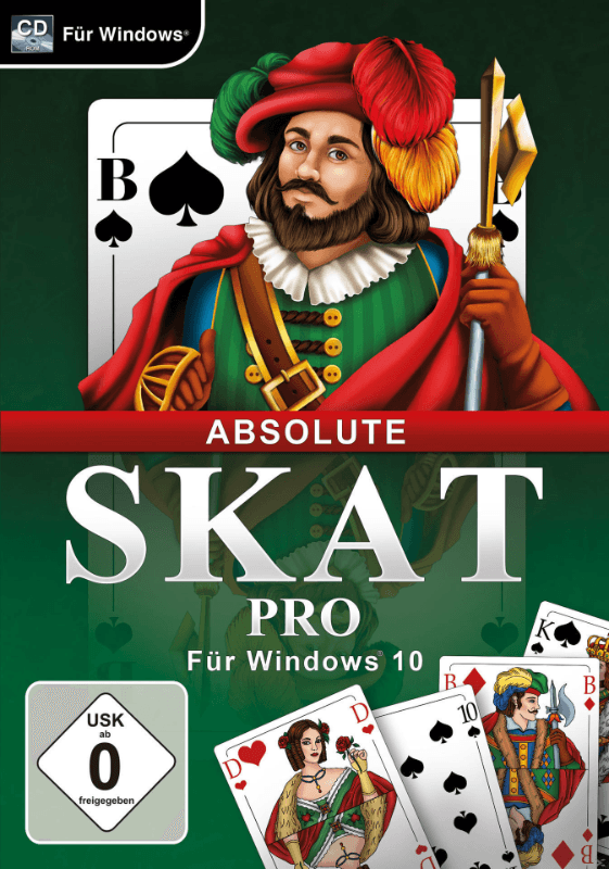 Absolute Skat Pro für Windows 10 - PC