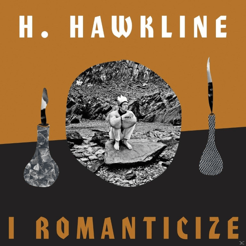 H Hawkline - I ROMANTICIZE (+MP3) (LP + Download)