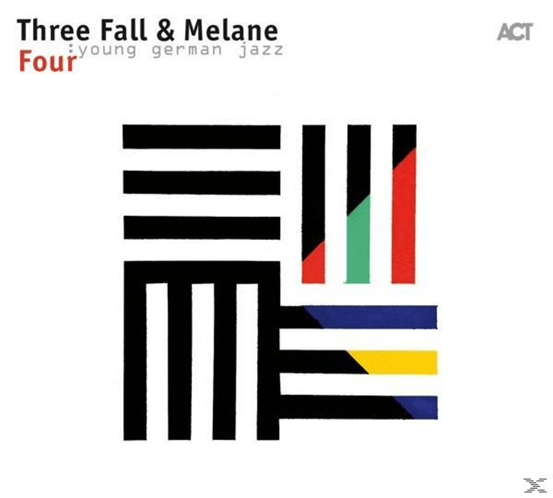 Three Fall/Melane - Four (CD)