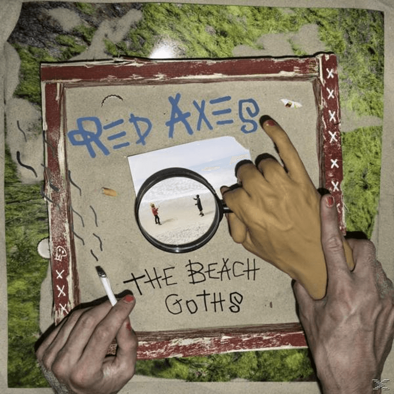 Axes - The Beach Goths (Vinyl)