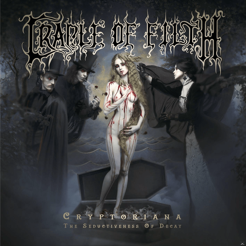Cradle Of Filth - Cryptoriana-The Seductiveness Decay (CD)