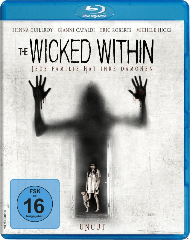 THE WICKED WITHIN - (Blu-ray)