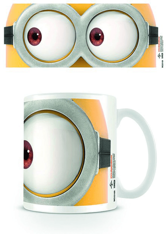 Despicable Me - Eyes