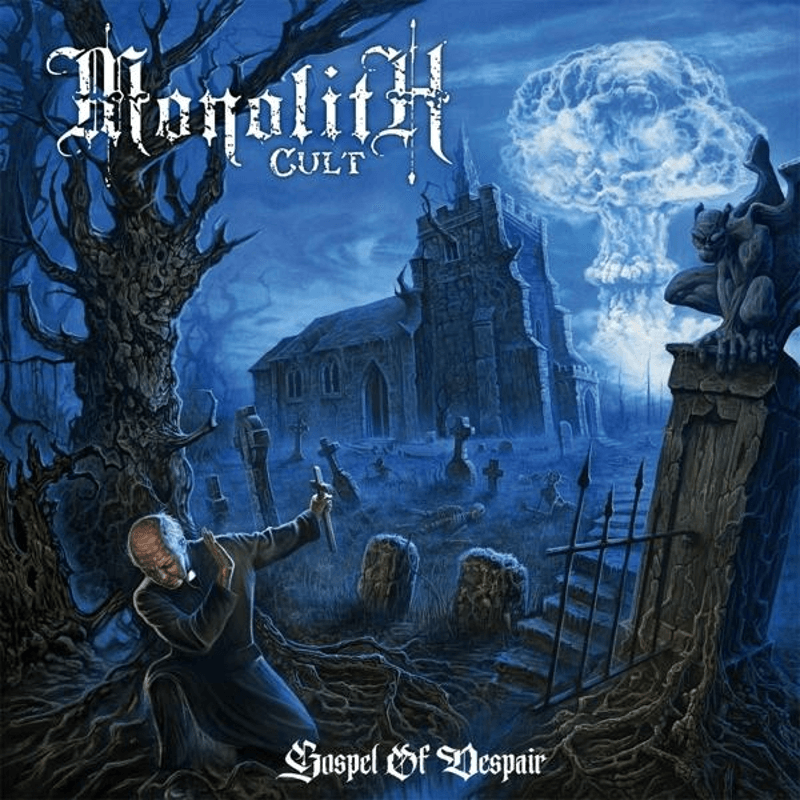 MONOLITH CULT - GOSPEL OF DESPAIR (Vinyl)